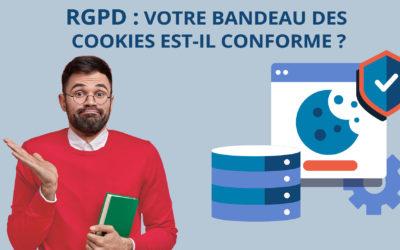 Votre bandeau des cookies est-il vraiment conforme au RGPD ?